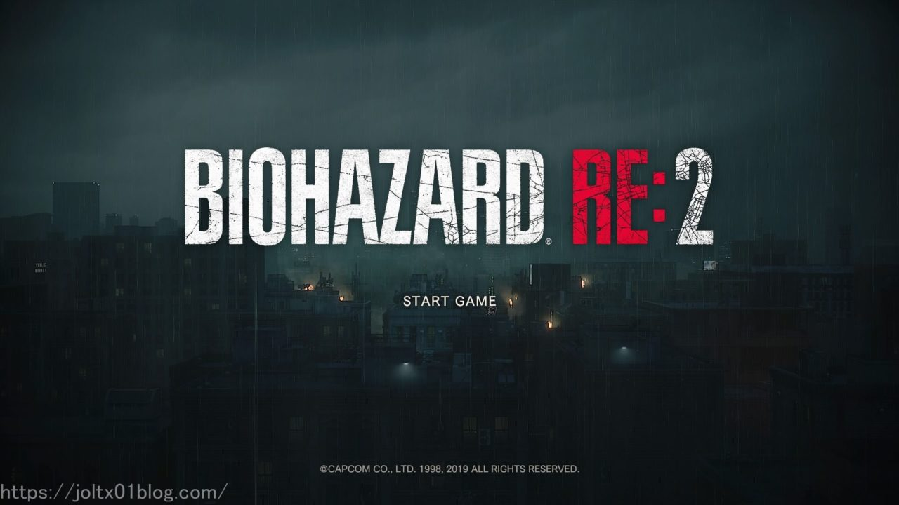 "BIOHAZARD RE:2 ""1-Shot Demo"""